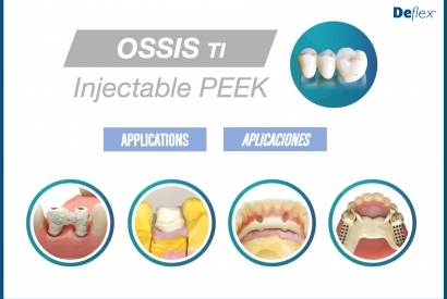 Injectable PEEK - OSSIS DEFLEX