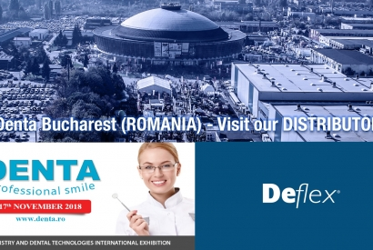 Visit DEFLEX distributor in Romania