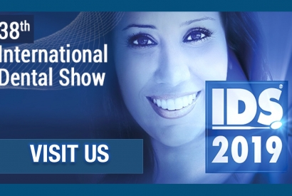 Come to IDS 2019 and visit us!